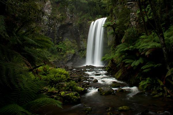 Hopetoun Falls - Otway Ranges, Victoria