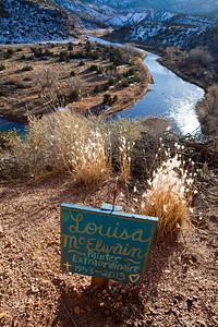 Louisa McElwain Rio Grande River New Mexico_9138