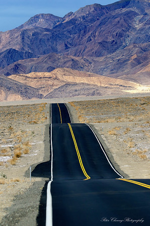 Endless Road to Death Valley
