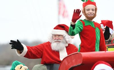 Blountville Christmas Parade