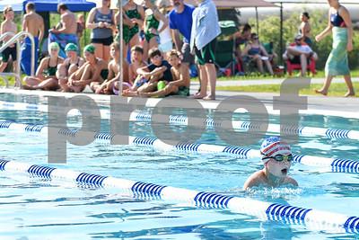 20180703 - New White's Pool First Swim Meet