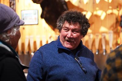 Greg Cox at