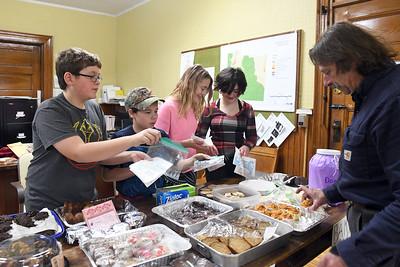 Bake Sale Voting