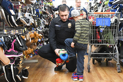Ashe, Shop with a Cop