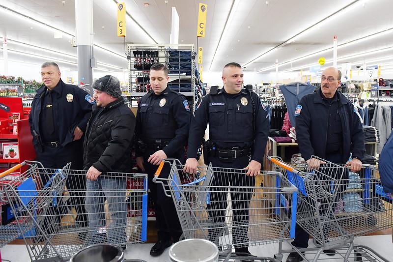 Cops, Waiting