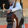 Peabody, Ma. 8-7-17. Nick Aparo a member of the Hillyer Festival Orchestra that played at Peabody High