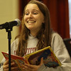 Marblehead, Ma. 8-8-17. Lizzie Green singing during rehersal for Sisters in Song to be preformed on Thursday, August, 120 at 7pm at St. Stephen's Church.