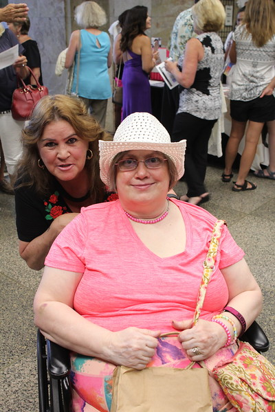Lynn, Ma. 8-17-17. Cookie Gallo and Denise Waylein were aty the Donny and Marie concert.