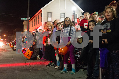 Robert Layman / Staff Photo Rutland Halloween Parade, 2017