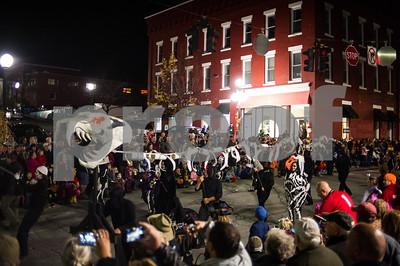 Robert Layman / Staff Photo Rutland Halloween Parade, 2017