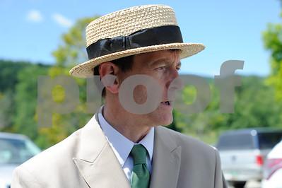 Robert Layman / Staff Photo New Calvin Coolige Actor