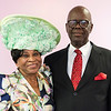 Lady Mavis Bennett and Bishop Dr. Anthony Bennett hosted the tea time event at Greater Bethlehem Temple Pentecostal Church in Lynn on Saturday.
