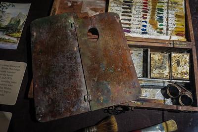 Yosemite Artist's Tools