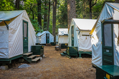 Camp Curry Tent Cabins