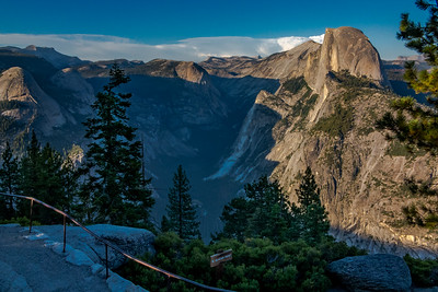 Glacier Point Geology Hut Path