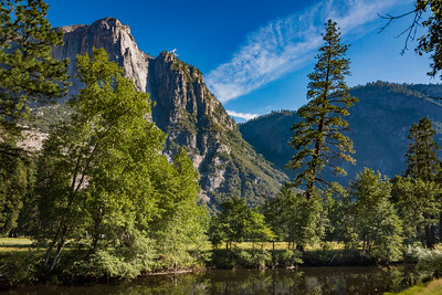 Merced River View Yosemite