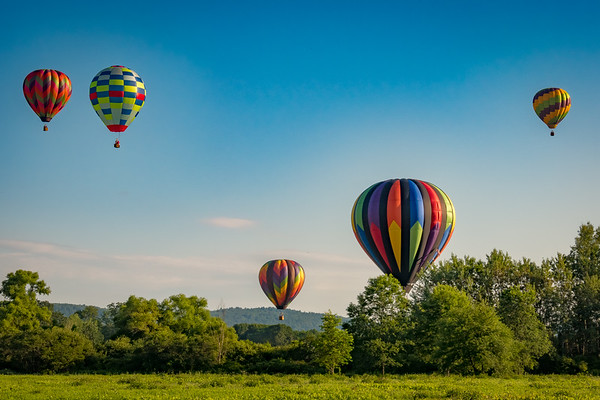 Balloons and Field