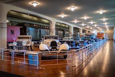 Luxury Automobile Exhibit