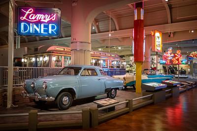 Driving America Exhibit - 1951 Studebaker