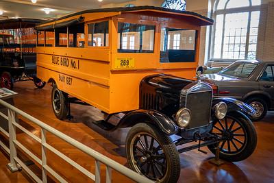 1927 Blue Bird School Bus