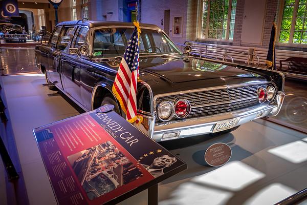 Kennedy Car - 1961 Lincoln