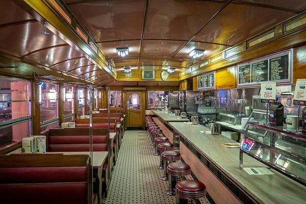 Lamy's Diner Interior