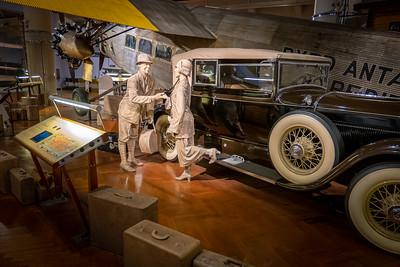 1928 Ford Trimotor Passenger