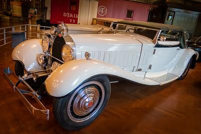 1931 Bugatti Type 41 Royale Convertible Driver Profile