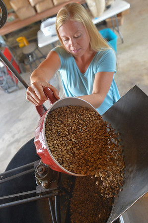 Local Coffee Roasting