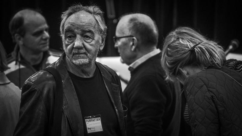 Forfatteren og journalisten Lasse Ellegaard