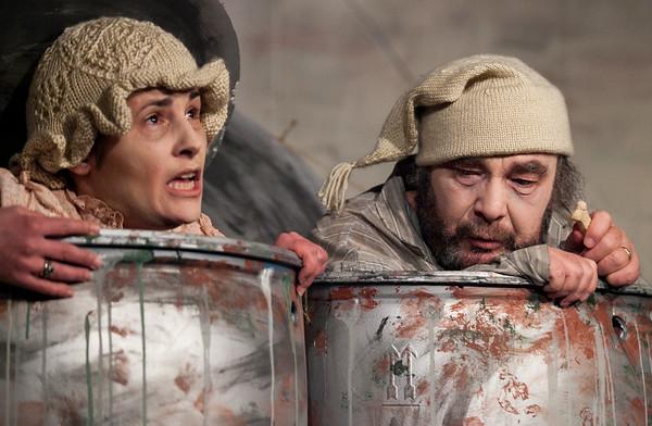"""Endgame"" A Sheridan Civic Theatre Guild production"