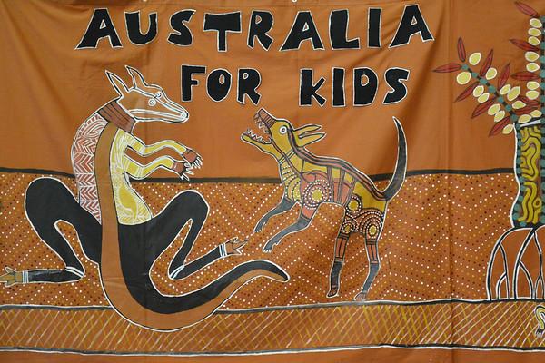 Teaching Australian Art