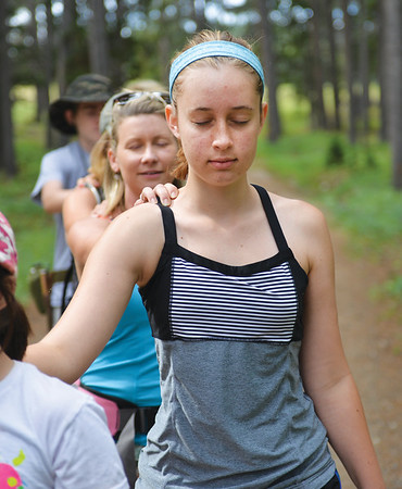 Youth Learn to get in Tune with Nature