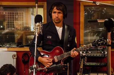 In Studio Session with Peter, Bjorn & John at VA Arts Recording