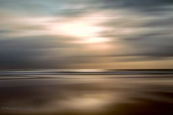 Ocean Sunset Carmel