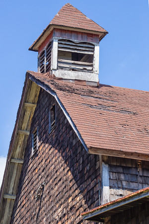 Wooden Cupola