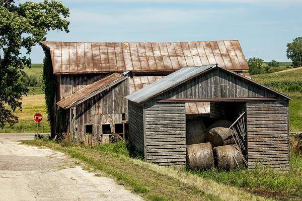 Barn and Granary