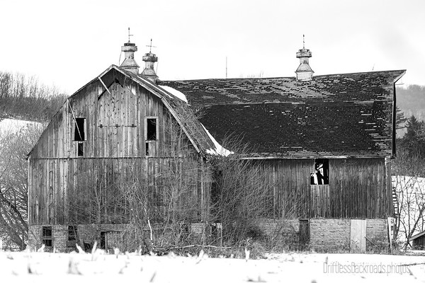 Rustic in Winter
