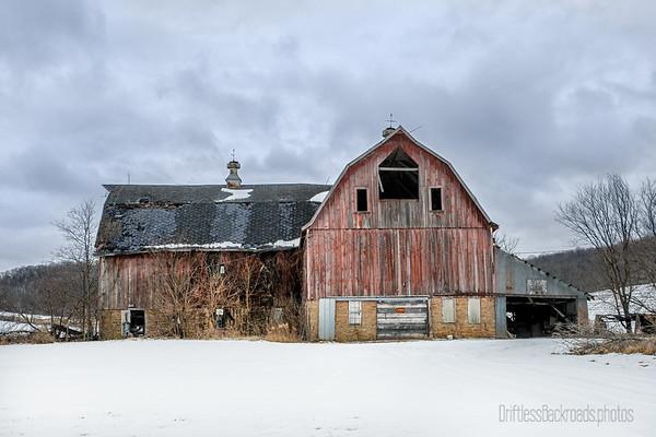 Dairy Barn L Shaped