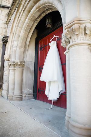 Details for an autumn Wedding