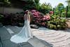 Anderson Gardens Bridal Portrait