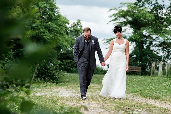 Starved Rock Wedding Photos