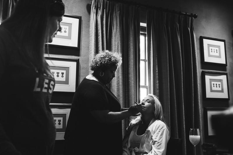 Getting Ready Photos