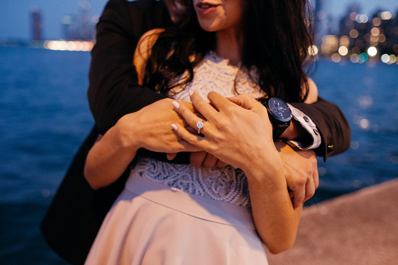 Chicago Engagement Photos