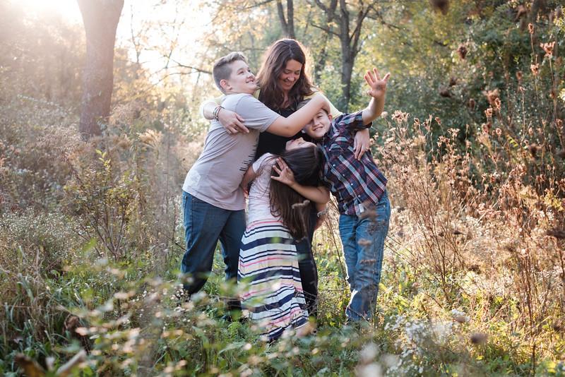 Family Photo Time