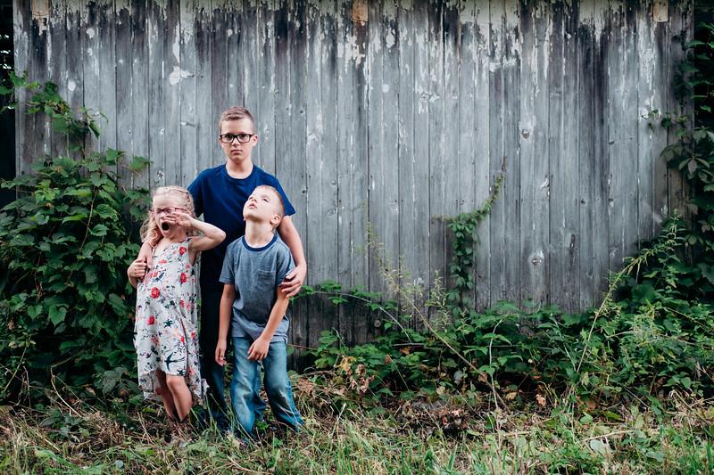 Harshbarger Family 2017