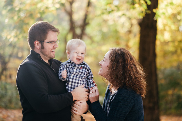 Fall Family Photos 2017