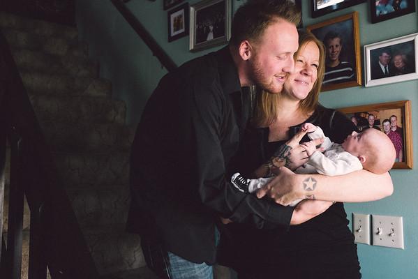Corran's Newborn Photos