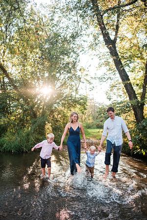 Olson Family 2019