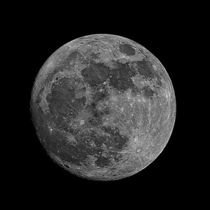 Full Moon Dec 31, 2017